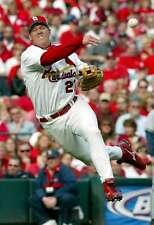 Scott Rolen 500 Card Lot - Phillies Cardinals Blue Jays Reds RC's Inserts