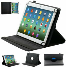 Folio Leather Stand Cover Case For Universal 10 10.1 Inch Android Tablet PC