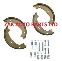 VAUXHALL ASTRA G MK4 (98-04) COMPLETE REAR BRAKE SHOES AND BRAKE FITTING KIT