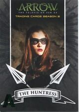 Arrow Season 2 Green Foil Parallel Archers Chase Card A2 The Huntress
