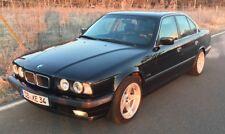 BMW E34 525i Automatik Limousine Leder Schiebedach Tempomat AHK Youngtimer