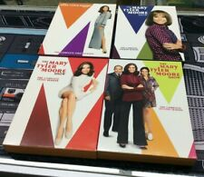 Mary Tyler Moore Show Season 1-4 DVD Lot! Tested! Works!