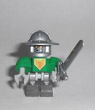 LEGO Nexo Knights - Aaron Bot - Figur Minifig Roboter Robot Aero Flieger 70320