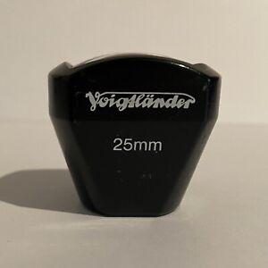 Voigtlander 25mm Viewfinder External Wide Angle For Leica Or Similar