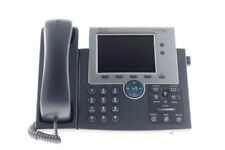 Cisco CP-7945G Unified VoIP Business Office Phone Color LCD Display