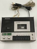 Vintage Panasonic RS-260US - Stereo Cassette Deck - Tested and Working