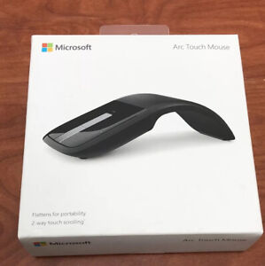 MICROSOFT ARC TOUCH MOUSE 2-WAY TOUCH SCROLLING Mouse Model:RVF-00052 1428 1469
