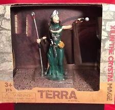 Terra Fantasy Set Lady Paranor The Image By Battat Crystal Mage Viking Lady