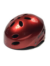 Razor V-17 Youth Medium Helmet Bike Scooter Skateboard Multi-Sport Red