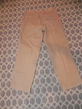 LEVIS DOCKERS  30 x 30 Dark KHAKI PANTS Chinos EUC