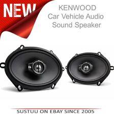 KENWOOD Heck Auto Lautsprecher Oval für MAZDA MPV 1999-2006 2 Gen.