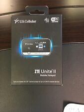 ZTE Unite II Mobile Hotspot (U.S. CELLULAR) Brand New