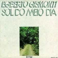 Egberto Gismonti - Sol Do Meio Dia [New CD] Spain - Import