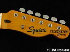 Fender Squier Classic Vibe 70s Custom Telecaster NECK &TUNERS Tele Maple