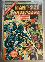 Defenders Giant Size #5 1975 Marvel GOTG Guardians of the Galaxy