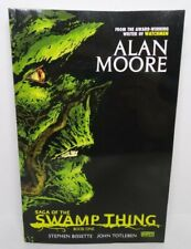 Saga Of The Swamp Thing Book One by Moore, Alan 2012 - Paperback book