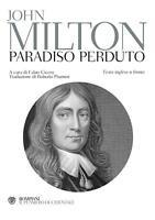 Il paradiso perduto. Testo inglese a fronte - Milton John
