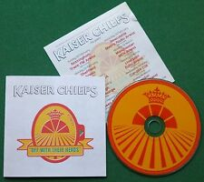 Kaiser Chiefs Off With Their Heads inc Good Days Bad Days & Half The Truth + CD
