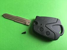 For Proton Wira Persona 415 416 2 Button Remote Key Case Shell Pad & Left Blade