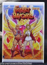 """Secret of the Sword 2"""" X 3"""" Fridge / Locker Magnet. She-Ra He-Man"""