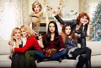 G0772 Bad Moms Movie Mila Kunis Kathryn Hahn Kristen Bell Laminated Poster AU