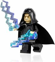 Lego Star Wars Minifigure compatibile Emperor Palpatine New