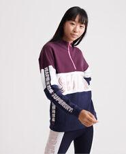 Superdry Womens Flash Sport City Crew Sweatshirt