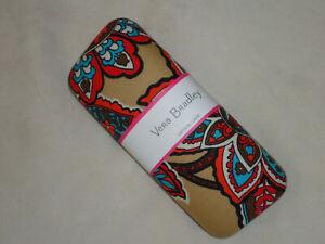Vera Bradley eyeglass case Multi Color NEW  Style Name Desert Floral