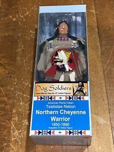 American Plains Indian Tsististas Nation Northern Cheyenne Warrior