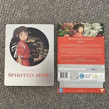 Spirited Away Steelbook - Bluray Blu Ray - Studio Ghibli