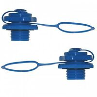 NEW! Replacement Boston Valves For Inflatable Boat Kayaks Air Mattresses Etc..