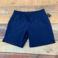Ideology Womens Shorts Size Medium New NWT Navy D226