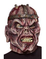 Electrocution Man Light Mens Adult Zombie Prisoner Halloween Costume Mask