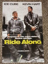 RIDE ALONG 11x17 PROMO MOVIE POSTER