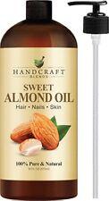 Aceite Portador De Almendras Dulces Grado Terapeútico Aromaterapia Diversos Usos