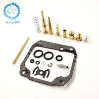 CARBURETOR Rebuild Kit Repair For Suzuki LTF250 Quadrunner 1997-1999 LTF250F US