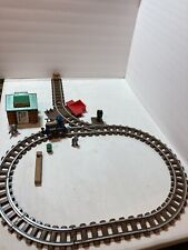 hasbro knex sawmill train express buildable track engine figures incomplete
