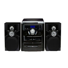 Lenoxx Electronics CD7400N Mini Hi-Fi with CD Player