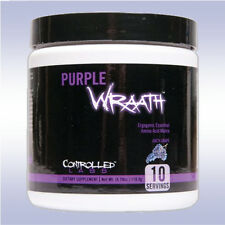 CONTROLLED LABS PURPLE WRAATH (10 SERVINGS [JUICY GRAPE] wrath aminos bcaa