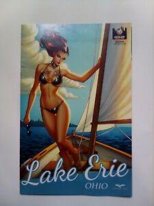 Grimm fairy tales volume 2 #4 clevland comic con lake erie ohio /250 super rare
