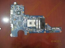 636373-001 For HP G4 G6 G7 Mainboard Intel HM65 laptop motherboard fully Tested