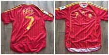 Maglia store shirt Spagna Spain Espana calcio Raul Nazionale Mondiali worldcup