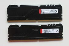 Kingston HyperX Fury RGB 32GB (2x 16GB) DDR4 3200MHz CL16 DIMM Memory Kit