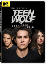 TEEN WOLF- LOSE YOUR MIND- SEASON 3 PART 2 [DVD-2014,3 DISC BOX SET] REGION 1*