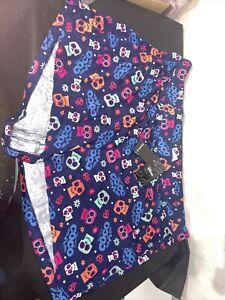 Ladies Torrid Disney Coco Sleep Shorts New Tagged Size 4 X