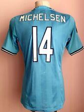Ajax 2011 - 2012 Away football Adidas shirt #14 Michelsen
