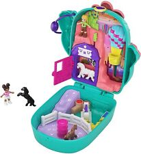 More details for polly pocket big pocket world cactus cowgirl ranch compact gkj46 brand new