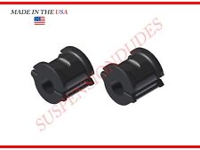 PAIR Front Suspension Stabilizer Bar Bushing Kit for 2005-2012 Ford Escape