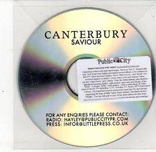 (DS656) Canterbury, Saviour - DJ CD