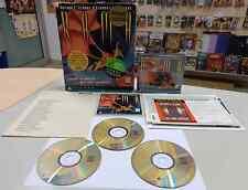 Computer Game Gioco PC CD-ROM Inglese RAMA Sierra Adventure Avventura Arthur C.